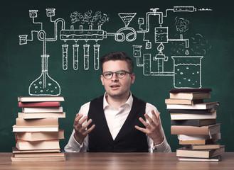 Để môn hóa không còn là bóng ma học đường