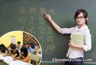 Gia sư dạy kèm tiếng Hoa